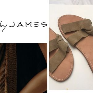 Anthropologie by JAMES Leather shoe 8
